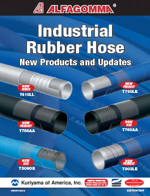 Alfagomma Industrial Rubber Hoses New Products Brochure