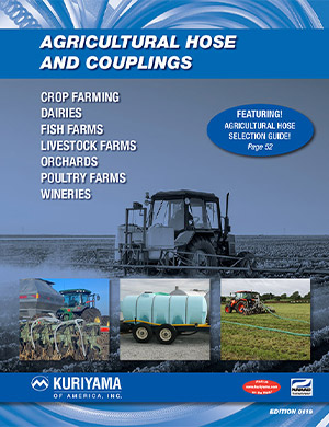 Agricultural Hose and Couplings Catalog