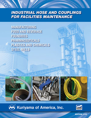 Industrial Hose and Couplings for Facility Maintenance