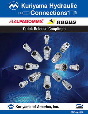 Hydraulic Connections Quick Release catalog