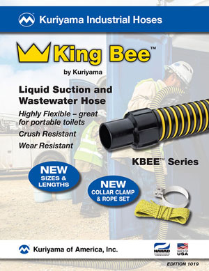 Kuriyama Industrial Hoses - King Bee