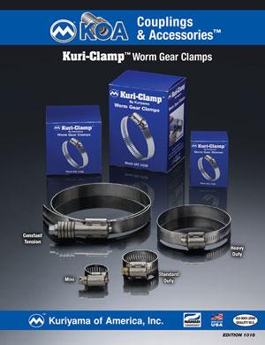 Kuri Clamps Worm Gear Clamps Catalog