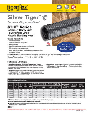 Tigerflex Silver Tiger flyer