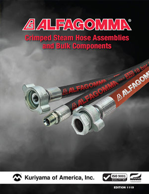 Alfagomma Steam Hose Assemblies