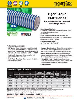 Tiger Aqua