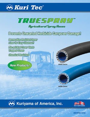 Kuri-Tec Truespray flyer